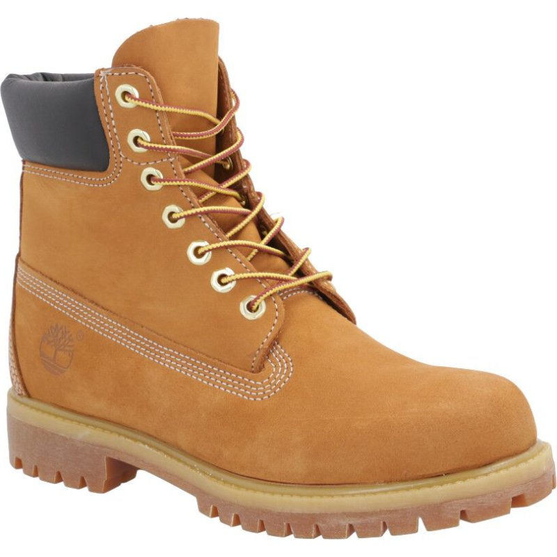 Timberland Herren Boots | Modell: 6IN BOOT TB073540231_WHT
